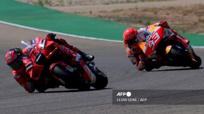 Klasemen MotoGP 2021: Kemenangan Bagnaia Bikin Ducati Kalahkan Yamaha