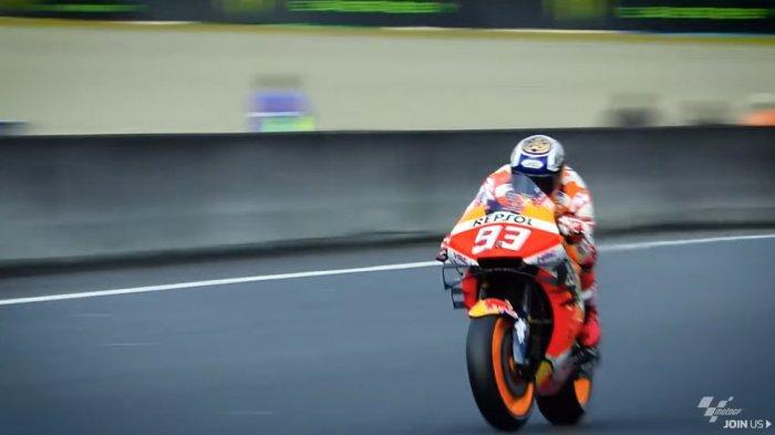 Marc Marquez Bikin Rekor Baru di MotoGP Australia 2019