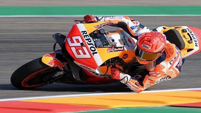 Jadwal MotoGP 2021 Lengkap dengan Jam Tayang Trans7 Hari Ini Marc Marquez Juara MotoGP Aragon ?