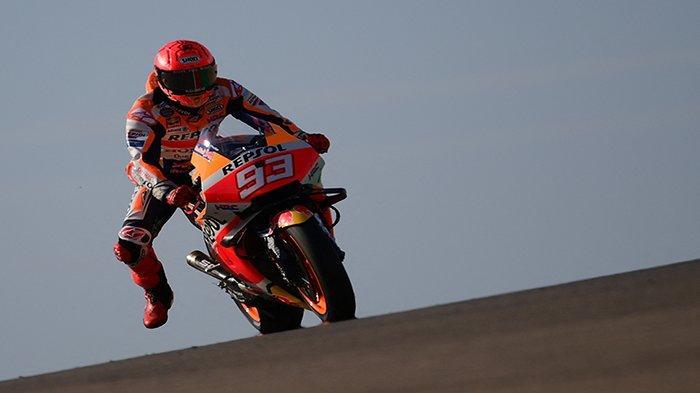 HASIL Race MotoGP Aragon 2021 - Francesco Bagnaia Kalahkan Marc Marquez hingga Separuh Lap