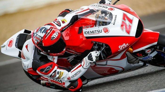 POLE POSITION Moto2 Portugal 2020 Minggu 22 November 2020 - Bastianini vs Lowes Dempet, Andi Gilang?