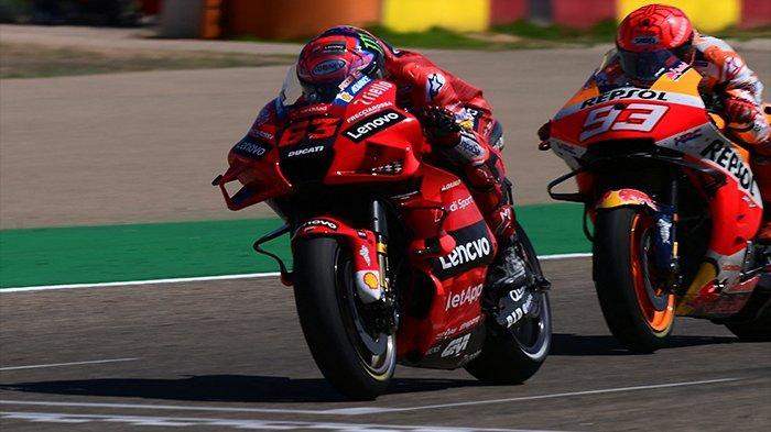 JADWAL Lengkap MotoGP San Marino 2021 Pekan Ini dan Adu Magis Marc Marquez Vs Pecco Bagnaia