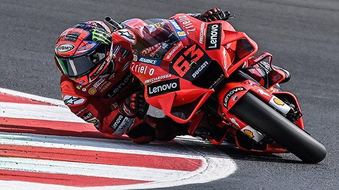 POLE POSITION Urutan Start Lengkap MotoGP San Marino Hari Ini Minggu 19 September Marquez Vs Bagnaia