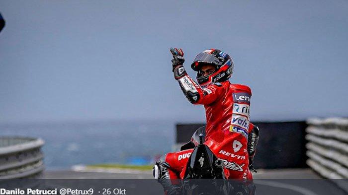 Live Streaming MotoGP Sepang Malaysia 2019: Pembalap Ducati Cegah Repsol Honda Raih Triple Crown