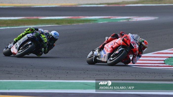Kenapa Francesco Bagnaia Start dari Posisi 11 di MotoGP Portugal 2021 Padahal Raih Pole Position?