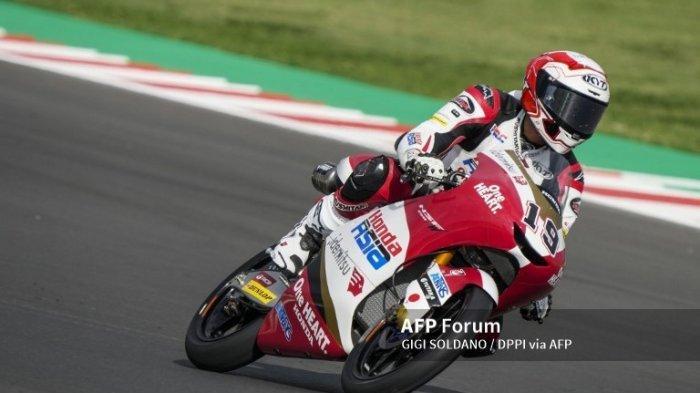 Live Race MotoGP San Marino 2021 Hari Ini Pukul 16.00 WIB Moto3, Andi Gilang Posisi Berapa ?
