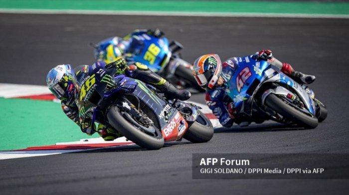 Starting Grid MotoGP Portugal 2020 Lengkap Kualifikasi, Rossi Bingung & Juara Dunia Joan Mir Santai