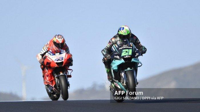 Klasemen Akhir MotoGP 2020: Morbidelli Runner Up, Quartararo Raih BMW M Award, Binder Atasi Marquez