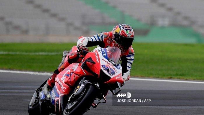 HASIL FP3 MotoGP Portugal 2020 - Jack Miller Tercepat, Valentino Rossi Terseok-seok