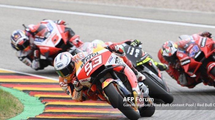 JADWAL MotoGP 2021 Live Trans 7 & Update Klasemen Sementara MotoGP 2021