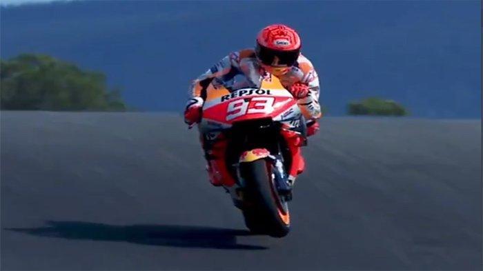 LIVE Hasil Kualifikasi MotoGP Malam Ini - Rossi di Atas Marquez, Cek Daftar Qualifying 2 & 1 MotoGP