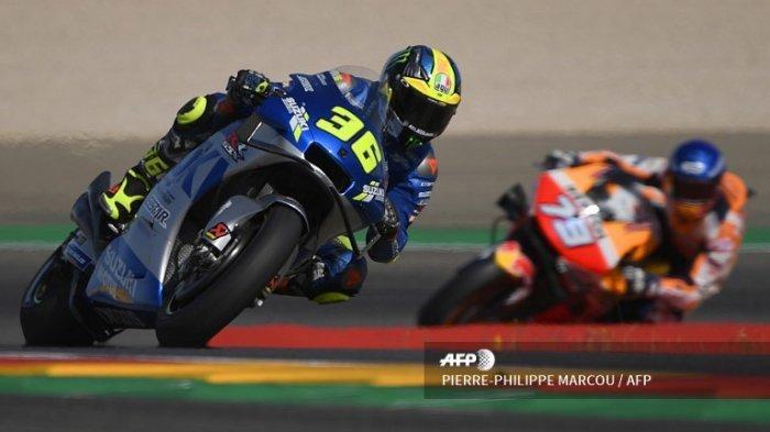 HASIL FP4 MotoGP Portugal 2020 - Pol Espargaro Tercepat | Cek Link Hasil Kualifikasi MotoGP Hari Ini