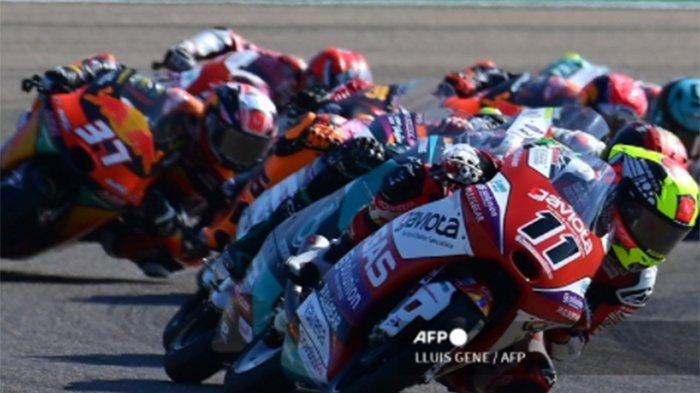 Hasil Race MotoGP Aragon 2021 Hari Ini Sergio Garcia Juara Moto3 ?