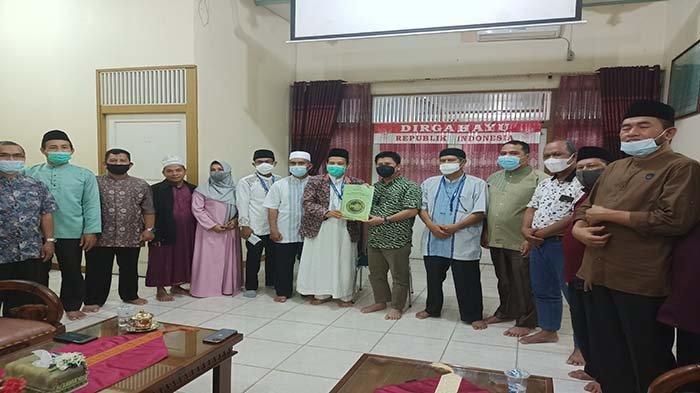 Bupati Sambas Sambut Baik RencanaPembangunan Masjid Agung 1001 Kubah