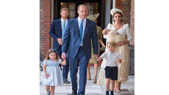 Menggemaskan! Ucapan Putri Charlotte Pada Fotografer Saat Pembaptisan Sang Adik Jadi Sorotan