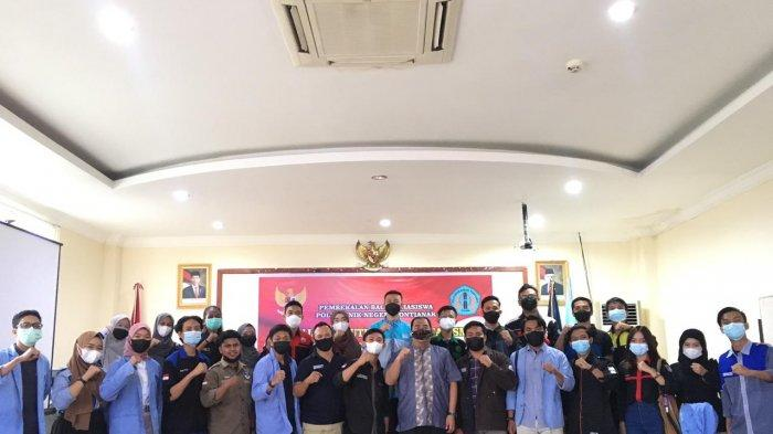 Polnep Gelar Pembekalan Mahasiswa, Berikan Materi Jaga Keutuhan Nasionalisme Lewat Toleransi