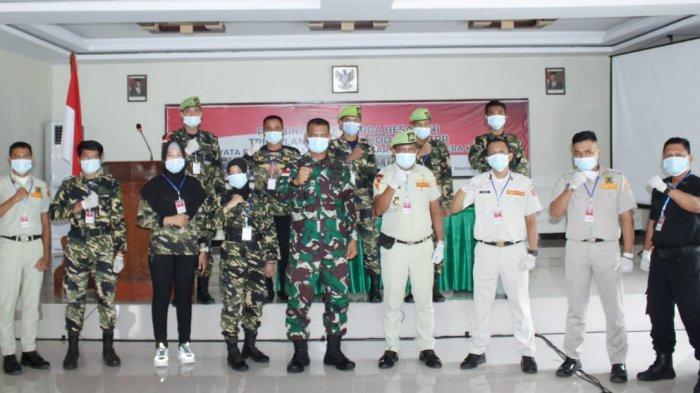 Pererat Silaturahmi, Kodam XII Tanjungpura Gelar Pembinaan Keluarga Besar TNI