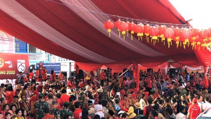 Gubernur Kalbar Sutarmidji Hadiri Pembukaan Festival Cap Go Meh Singkawang 2020