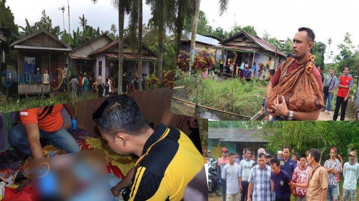 Suasana Duka Cita Iringi Pemakaman Putri Aisyah, Korban Kekerasan Ayah Kandung