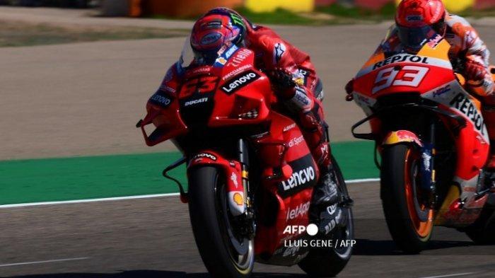 Hasil FP1 MotoGP San Marino Italia 2021 Jumat 17 September 2021 Update di Link Results Terbaru