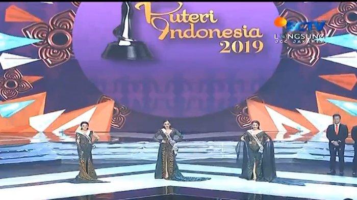 Pemenang Putri Indonesia 2019! Busana Tradisional Terbaik Putri Indonesia, Mahasiswi Teknik Mesin