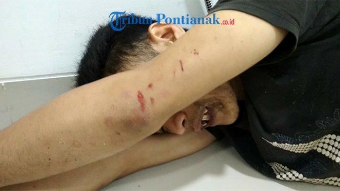 FOTO: DPO Pelaku Pemerasan Terpaksa Ditembak Unit Jatanras Sat Reskrim Polresta Pontianak - pemerasan-1.jpg