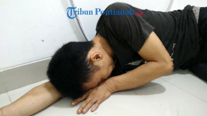 FOTO: DPO Pelaku Pemerasan Terpaksa Ditembak Unit Jatanras Sat Reskrim Polresta Pontianak - pemerasan-2.jpg