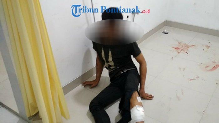 FOTO: DPO Pelaku Pemerasan Terpaksa Ditembak Unit Jatanras Sat Reskrim Polresta Pontianak - pemerasan-4.jpg