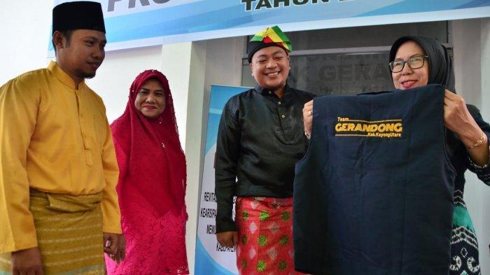 Pemkab Kayong Utara Luncurkan Program Gerandong, Wujudkan Kearsipan Jadi Lebih Baik