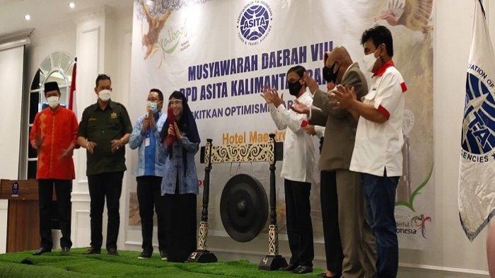 Nunung Rusmiati Harap Asita Kalbar Dipimpin Anak Muda Dengan Ide Inovatif
