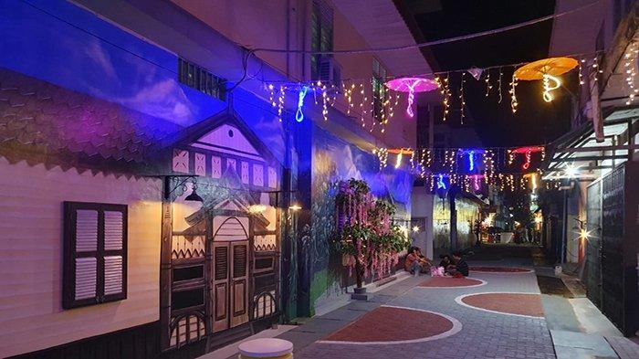 Pemkot Dandani Kota Singkawang, Perbanyak Spot Foto Baru untuk Wisatawan