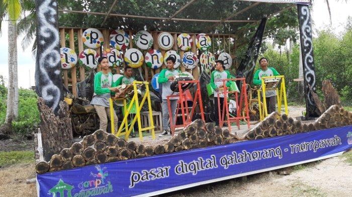 Kuyy ! Kunjungi Mempawah Mangrove Park