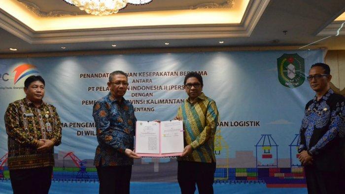Pelindo II Yakin Pelabuhan Tanjungpura Bisa Jadi Pelabuhan International Terbaik di Indonesia