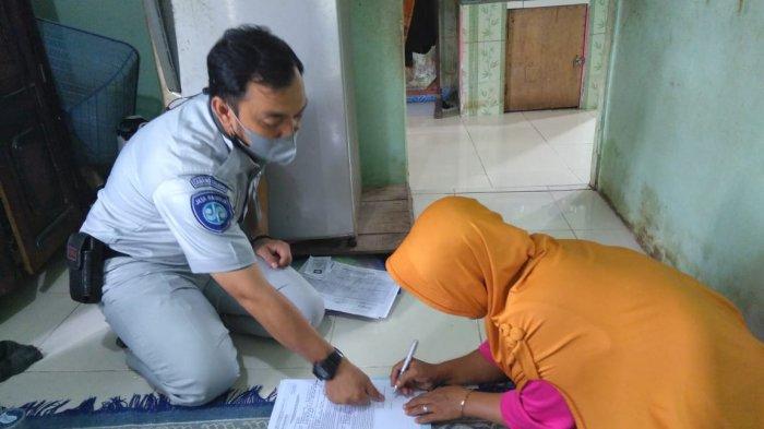 Lagi, Jalan Trans Kalimantan Memakan Korban, Jasa Raharja Kalbar Kembali Serahkan Santunan