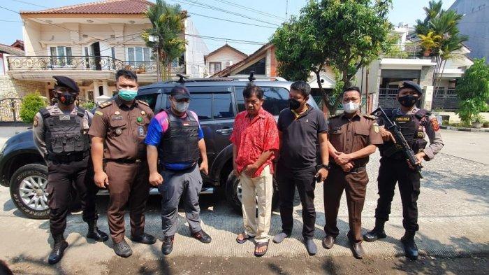 Buron Sejak 2020 Kasus Pungli, Mantan Kepala ATR BPN Sanggau di Ciduk Tim Kejaksaan Tinggi Kalbar