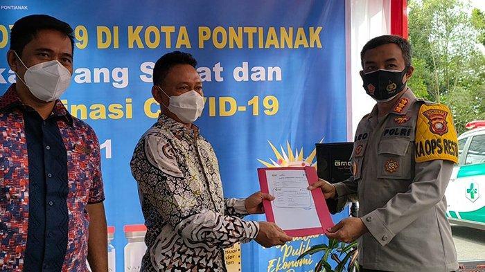 PKS-PAN Sepakat Dukung Vaksinasi, Rektor UPB Siap Mandiri Secara Institusional