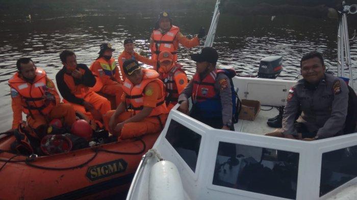 Pencarian Korban Tenggelam di Jongkong Kapuas Hulu Belum Membuahkan Hasil