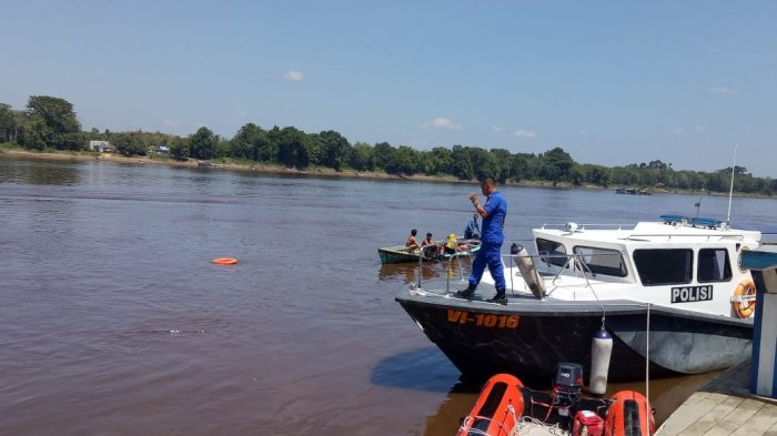 5 Hari Pencarian Korban Tenggelam di Tempunak, Tim Gabungan Akan Sisir ke Hilir Sungai