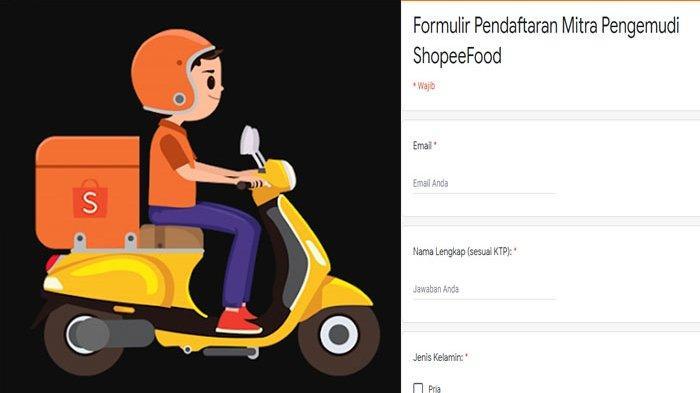 LINK Pendaftaran Shopee Food Merchant Login bit.ly/DaftarMitraDriverShopeeFoodIndonesia Mitra Shopee