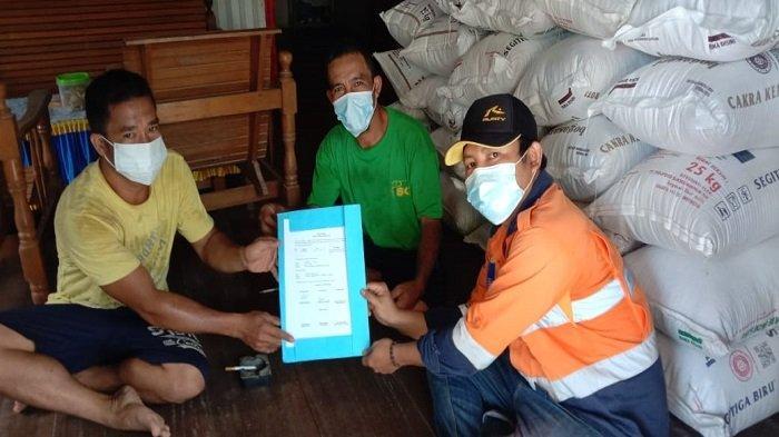 Bantu Ekonomi Petani di Masa Pandemi, CMI Berikan Bantuan dan Pendampingan Kelompok Tani di Sandai