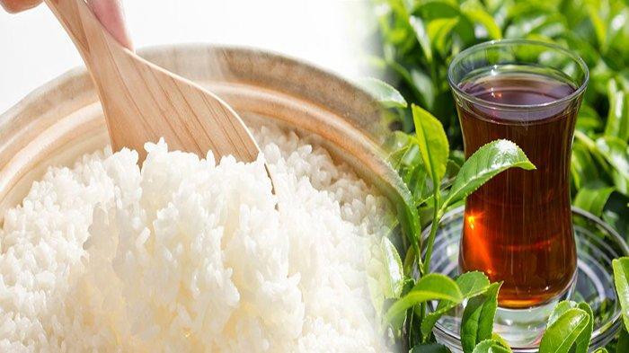 PENELITI Ungkap Masak Nasi Gunakan Air Teh Bisa Sembuhkan Banyak Penyakit