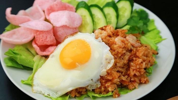 Penelitian Buktikan Makan Nasi Goreng dengan Timun Bisa Sebabkan Kanker Hingga Penyakit Lainnya