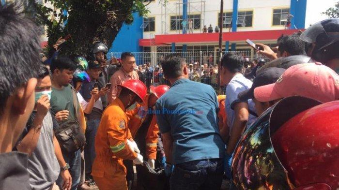 BREAKING NEWS: Penemuan Mayat Perempuan di Parit Gegerkan Warga Sungai Jawi