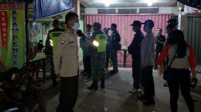 Personel Polsek Parindu dan Instansi Terkait Lakukan Kegiatan Penerapan Disiplin dan Penegakan Hukum
