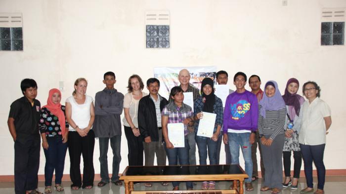 Yayasan Palung Telah Berikan Delapan Beasiswa Peduli Orangutan Kalimantan