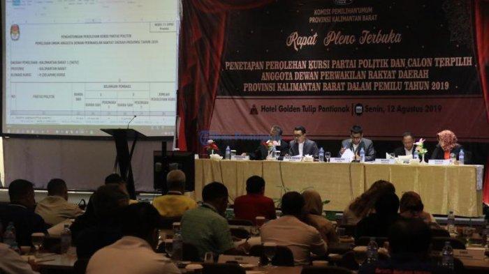 NASIB Komisioner KPU di Kabupaten Kota Telah Disampaikan Ilham Saputra, Diperpanjang?