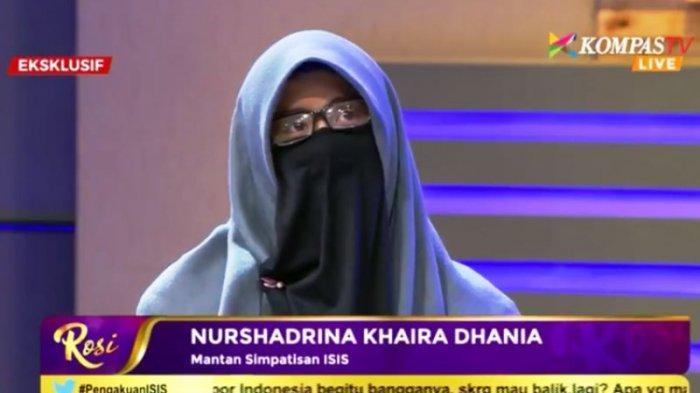 PENGAKUAN Wanita WNI Eks Simpatisan ISIS: Tertipu Janji dan Hanya Dianggap 'Pabrik Anak'
