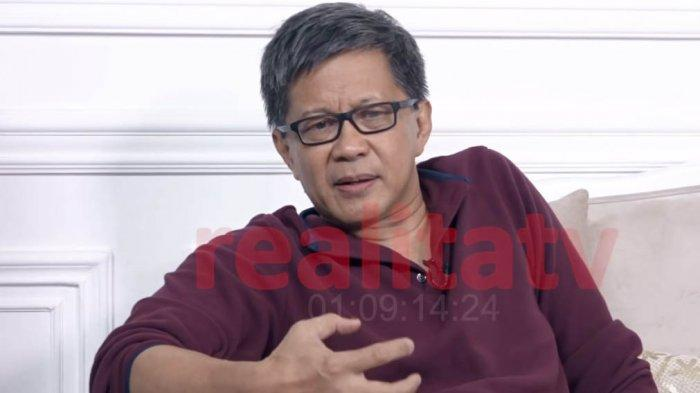 Rocky Gerung Yakin Pemindahan Ibu Kota Baru Gagal, 'Pindahkan Jokowi dari Kerajaan Ilusionis'