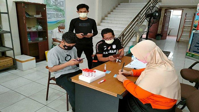Seluruh Atlet Kalbar yang Kembali dari PON XX Papua Akan Dilakukan Swab PCR
