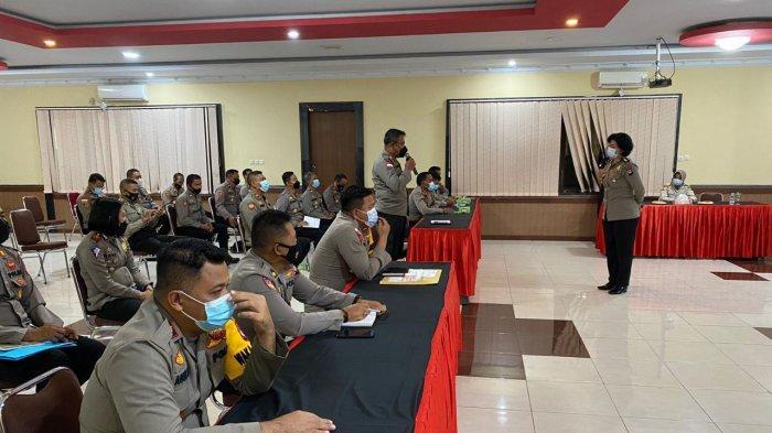 Supervisi Bidang Program dan Anggaran Birorena Polda Kalbar ke Polres Sanggau, Ini Tujuannya